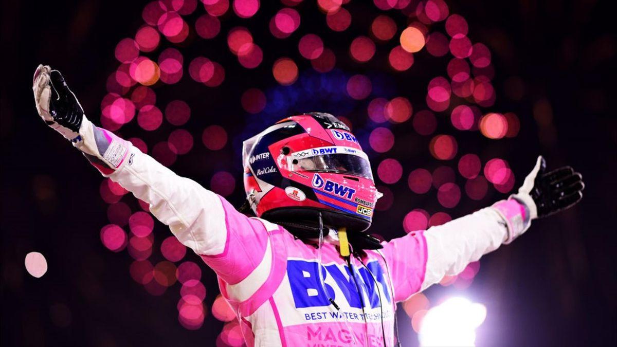Sergio Pérez (Racing Point) - GP of Sakhir 2020