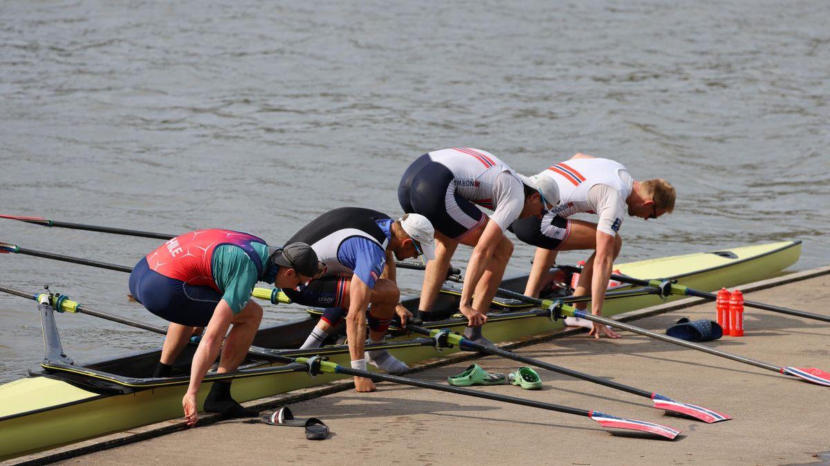 Olaf Tufte og de tre OL-nykommerne har gjort grep