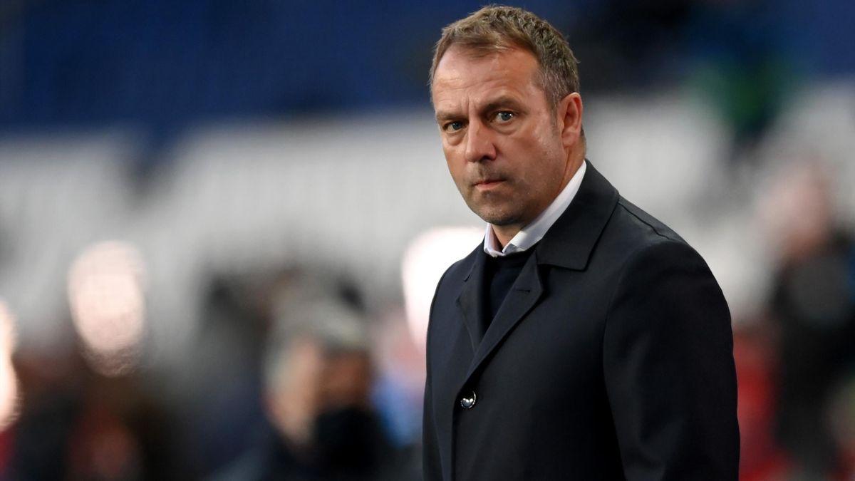 Hans-Dieter Flick, l'entraîneur du Bayern Munich.