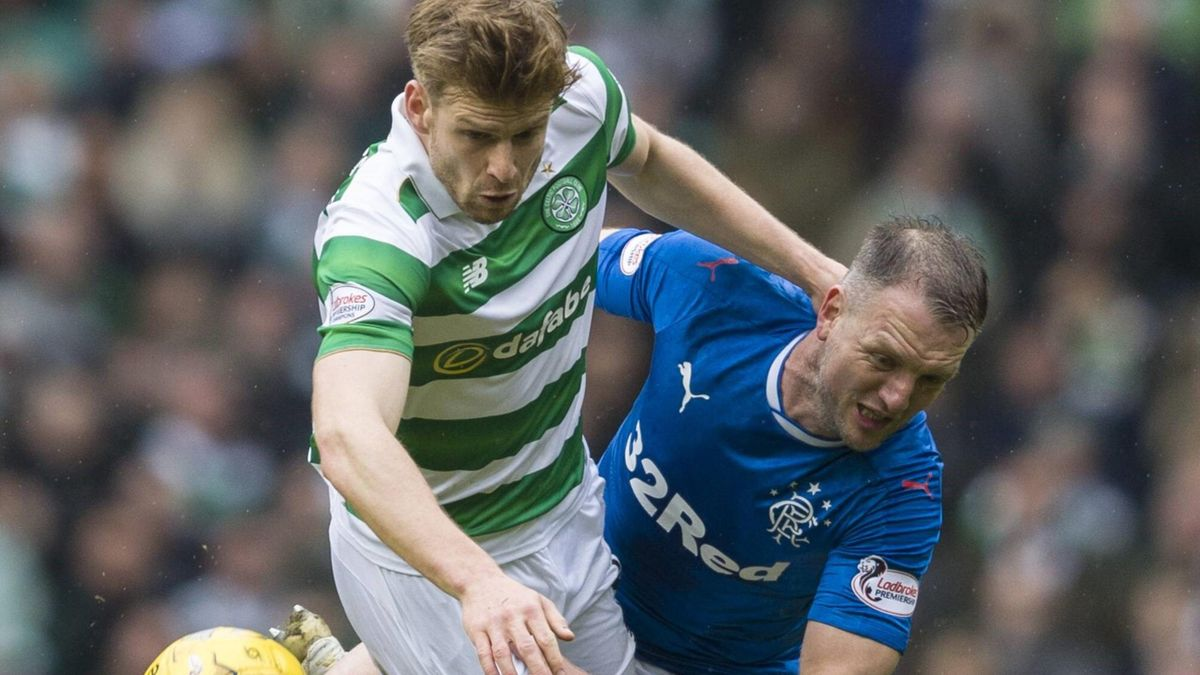 Old Firm: Celtic Glasgow gegen Glasgow Rangers