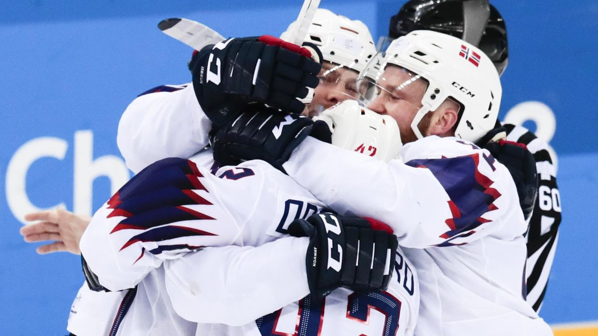 Norge hockey