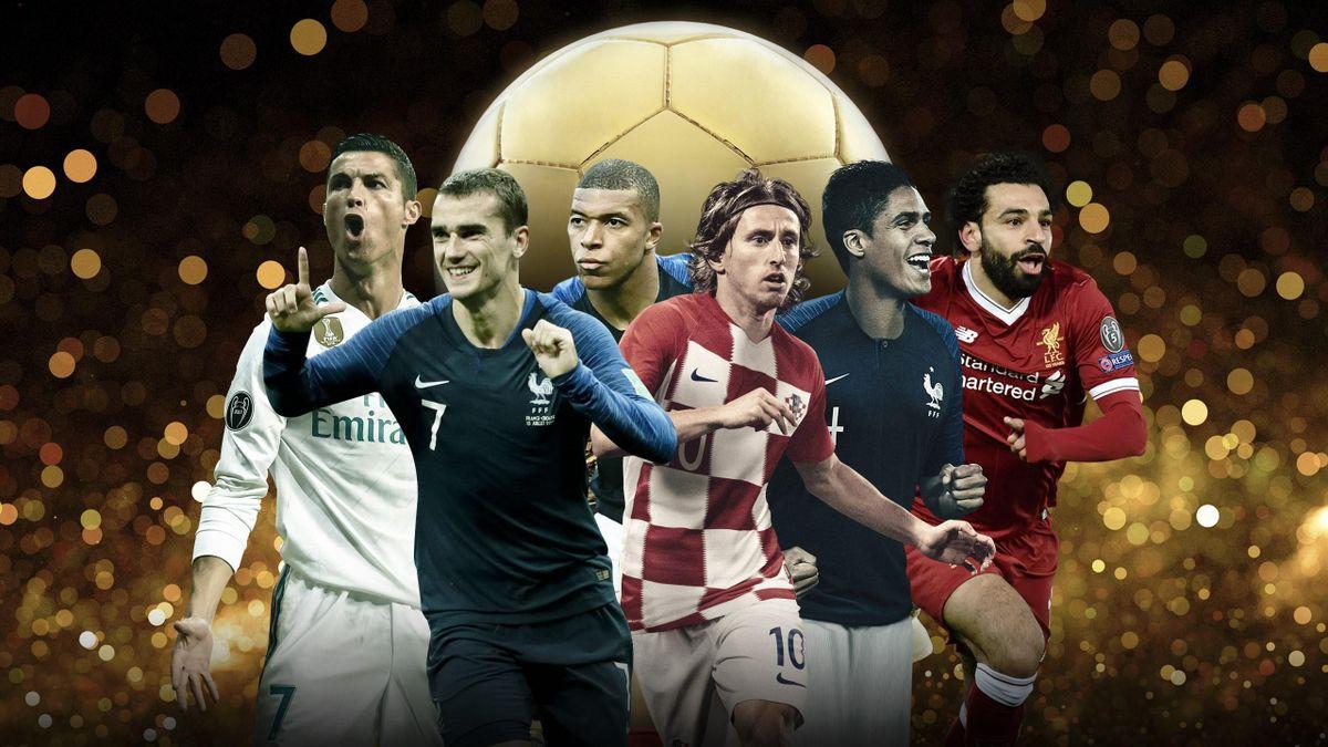 Qui aura le Ballon d'Or 2018 ?