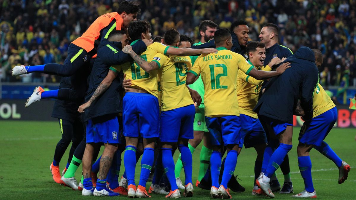 Brazil Paraguay Copa America