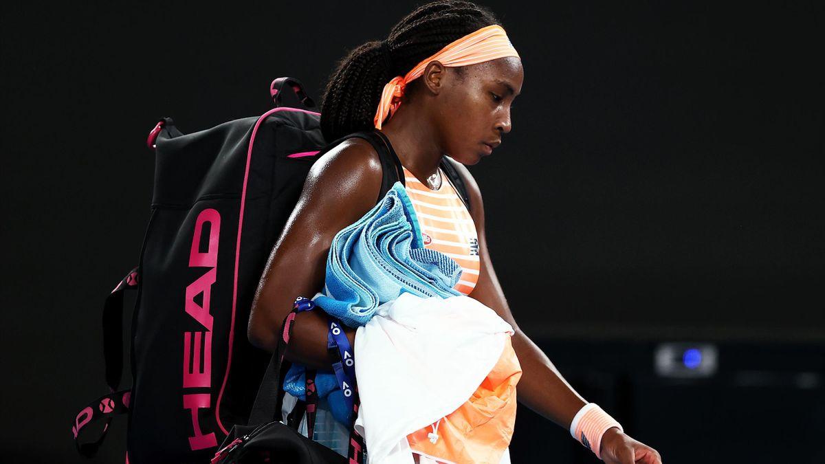 Cori Gauff - Australian Open 2021