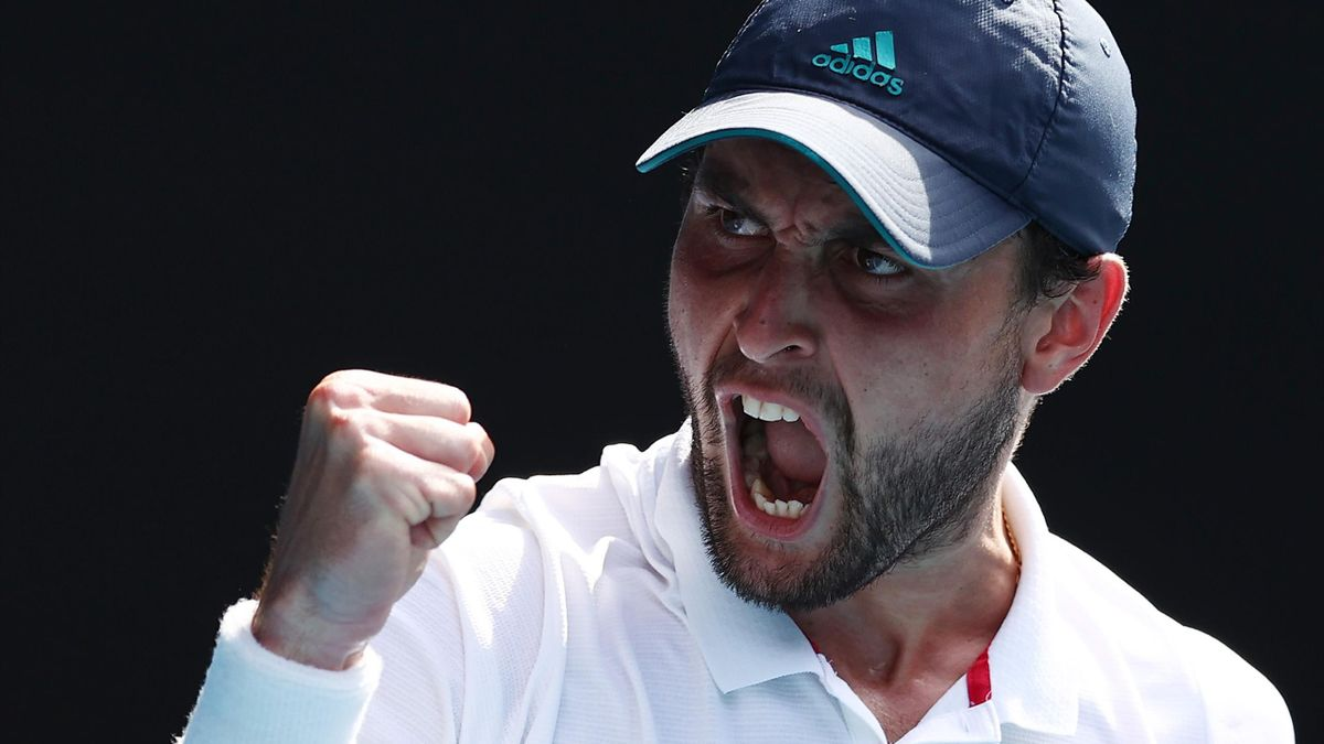 Aslan Karatsev - Australian Open 2021