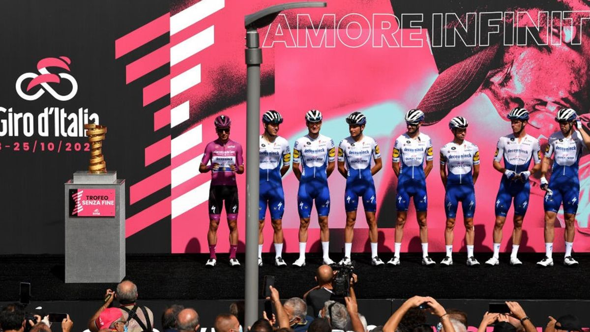 Deceuninck Quick Step - Giro d'Italia 2020 - Getty Images
