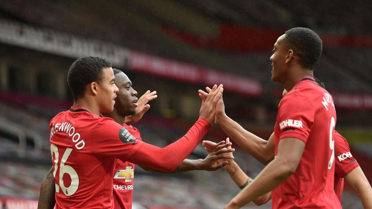 Premier League | Manchester United - Bournemouth 5-2