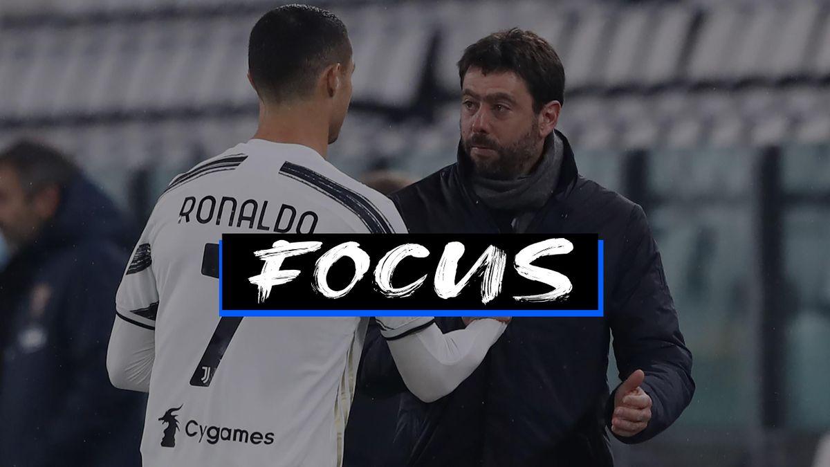 Focus, Agnelli prigioniero delle sue sfide. Cristiano, Pirlo, Superlega