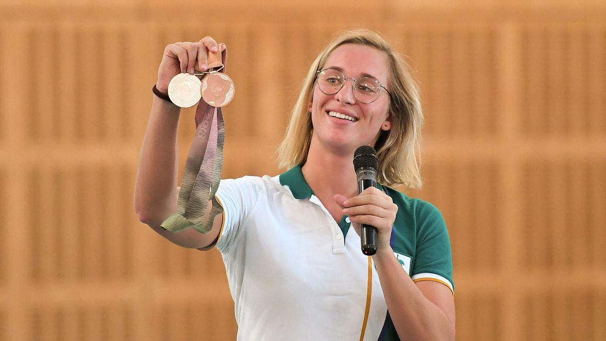 Maddie Groves steht zu ihrem Olympia-Verzicht
