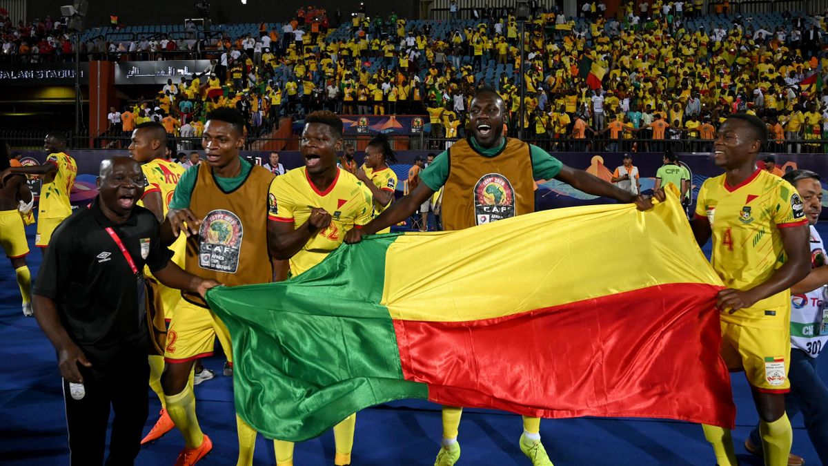 Copa África 2019, Marruecos-Benin