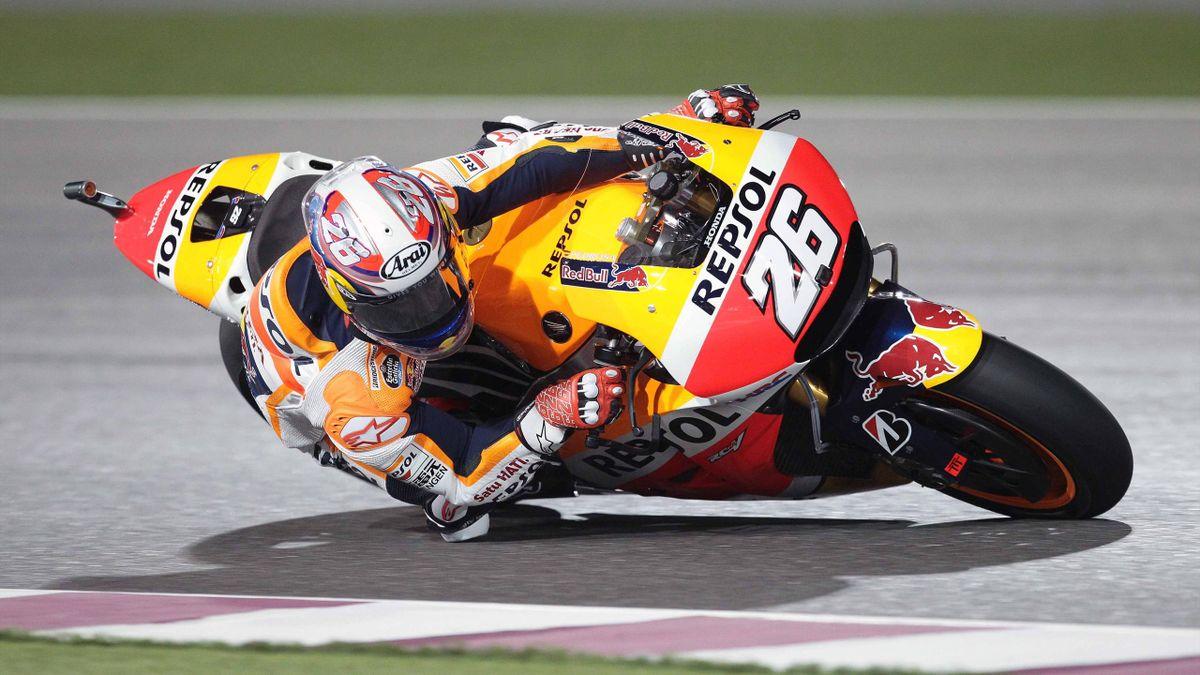Pedrosa ist in Jerez wieder dabei