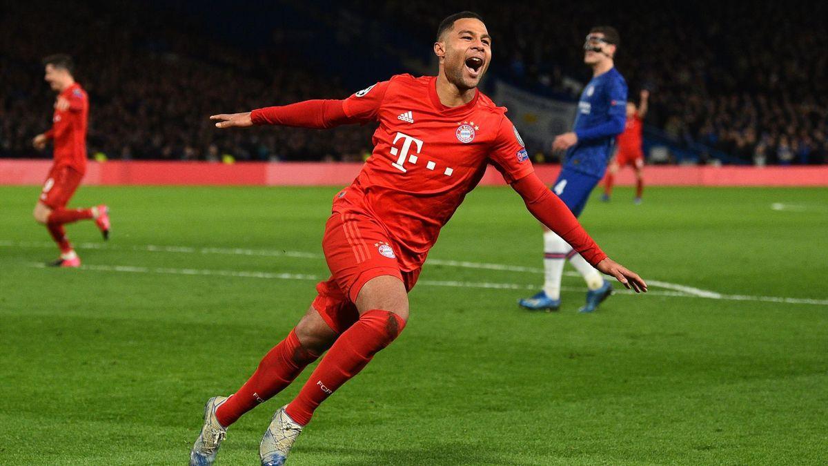 Serge Gnabry - FC Bayern München