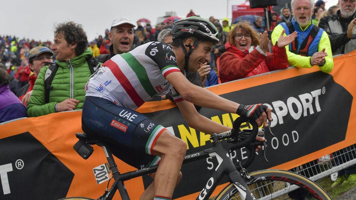 Fabio Aru, Giro d'Italia