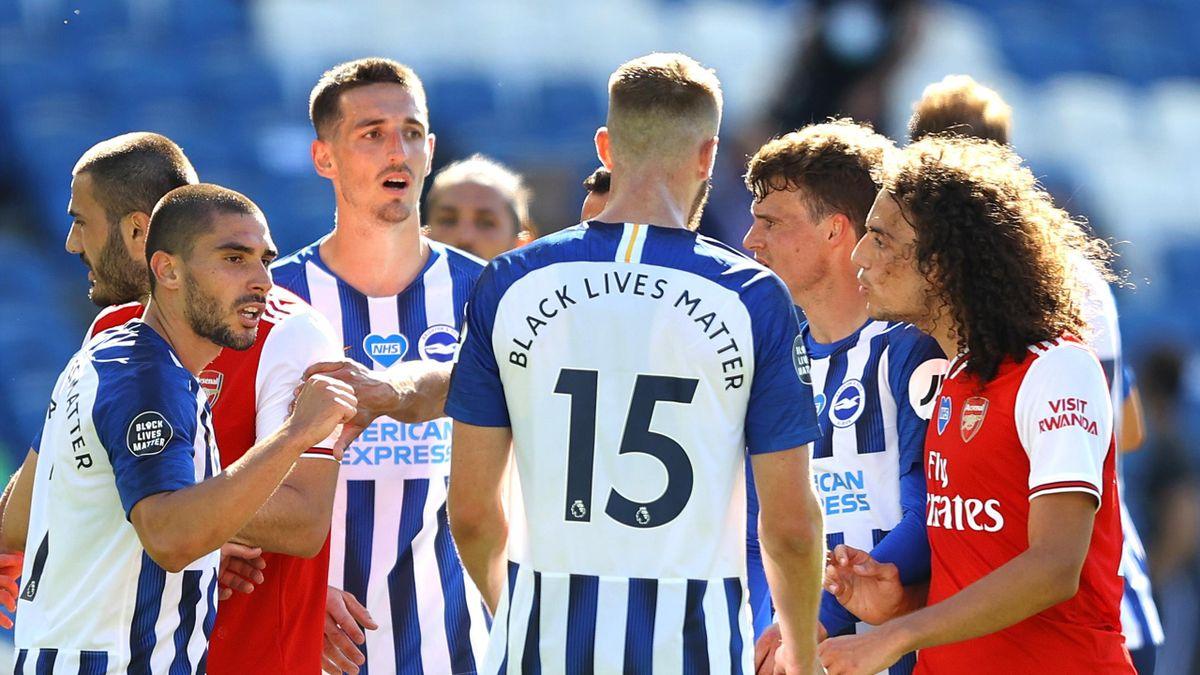 Premier League | Brighton - Arsenal 2-1