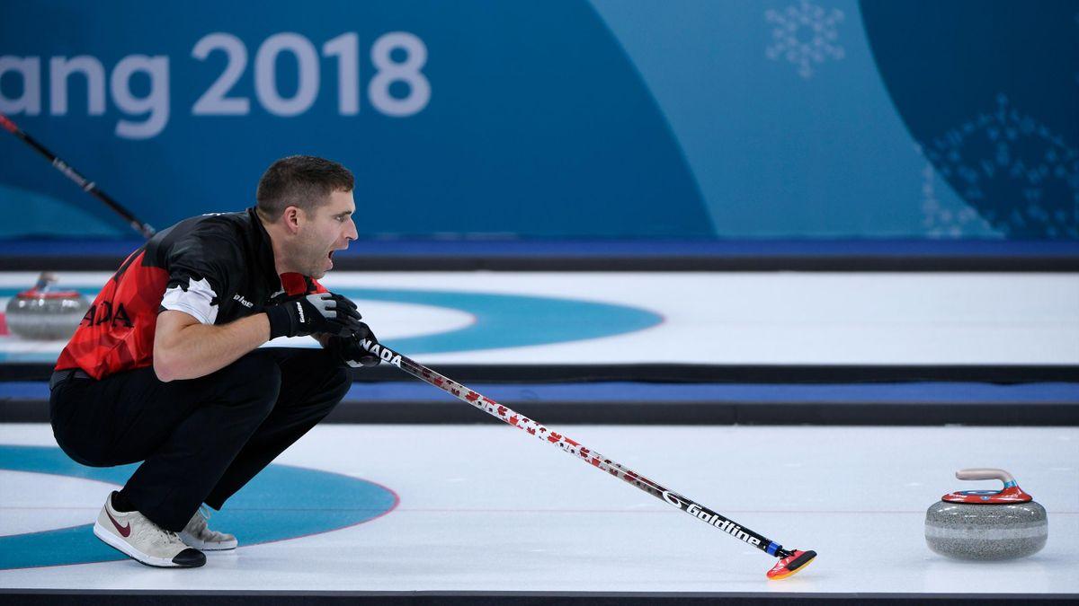 Le curling ouvre les compétitions des JO de PyeongChang