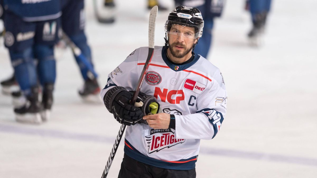 Patrick Reimer - Nürnberg Ice Tigers