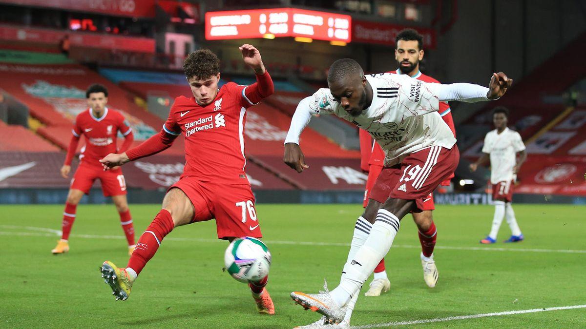 Nicolas Pepe, într-o dispută cu Liverpool