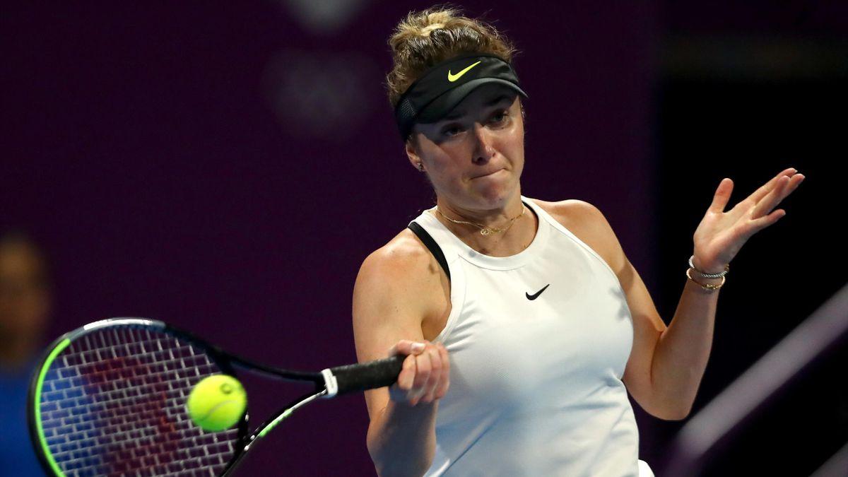 Elina Svitolina | Tennis | ESP Player Feature