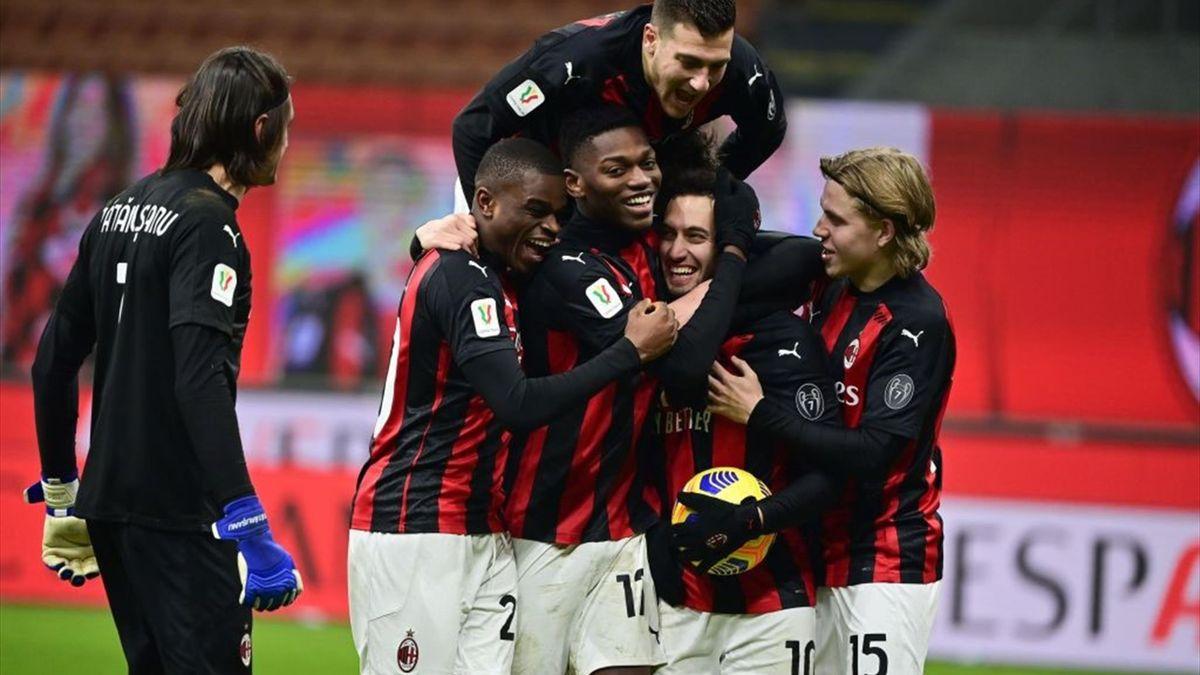 Coppa Italia, Milan-Torino 5-4 (d.t.s): Pioli fa festa ai rigori, decisivo  l'errore di Rincon - Eurosport