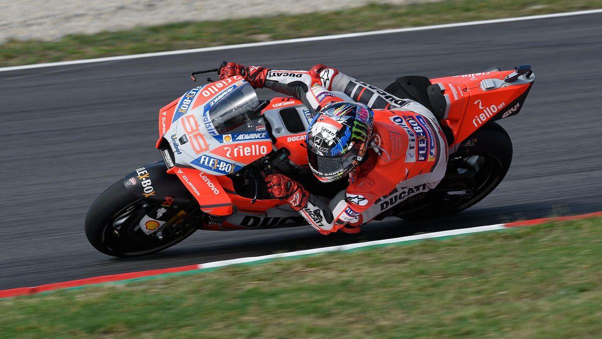 Jorge Lorenzo Ducati