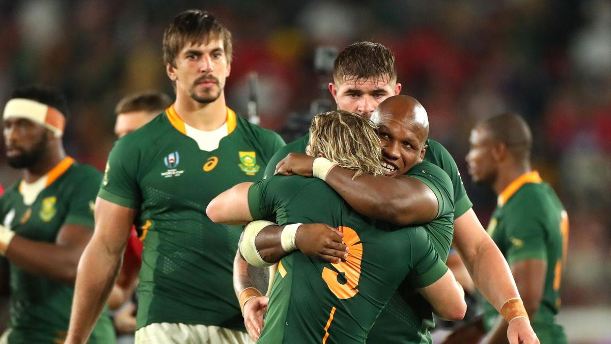 Südafrika im Finale | Rugby-WM