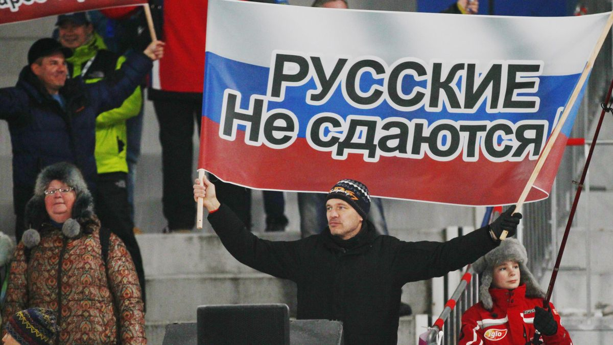 «Русские не сдаются», Россия