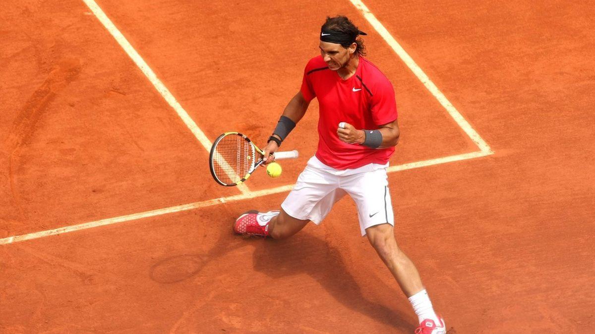 Nadal op recordjacht op 'zijn' Roland Garros