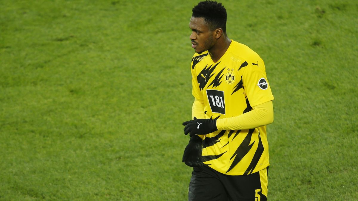 Borussia Dortmund   Dan-Axel Zagadou