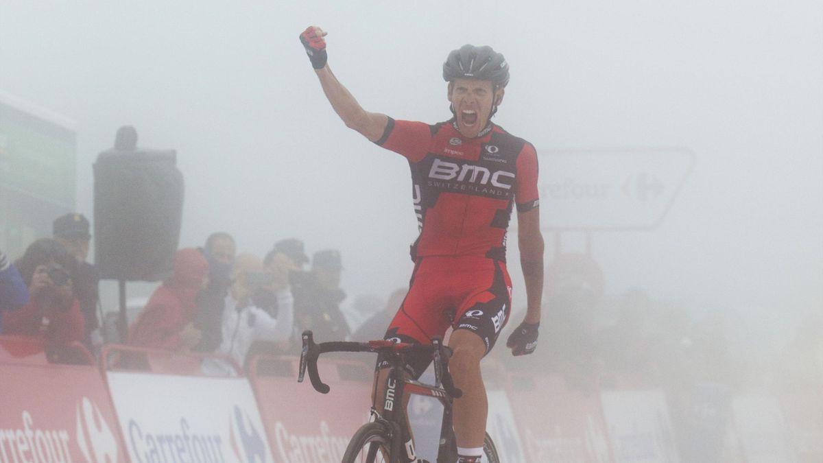 Alessandro De Marchi (BMC), vainqueur de la 14e étape de la Vuelta 2015.