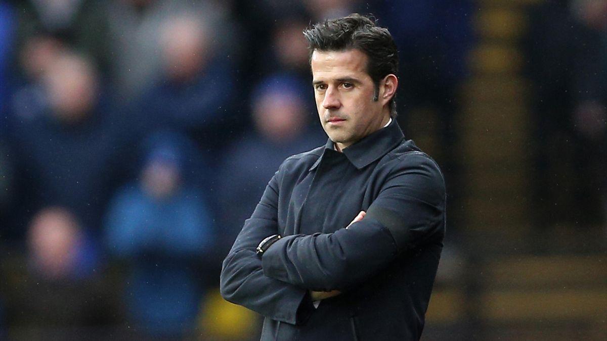 Marco Silva's Everton have won their last three fixtures