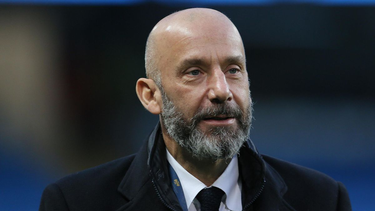 Gianluca Vialli, Getty Images
