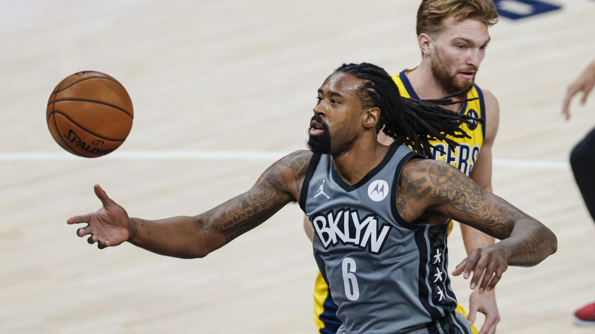 DeAndre Jordan, Brooklyn Nets, NBA 2020-21
