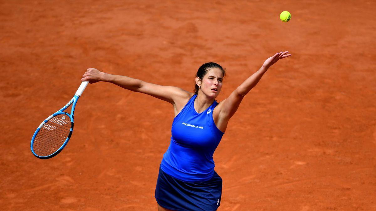 French Open 2019: Julia Görges in Roland Garros