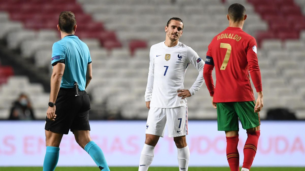 Portugal-Francia: Kanté clasifica a los Bleus en Lisboa - Eurosport