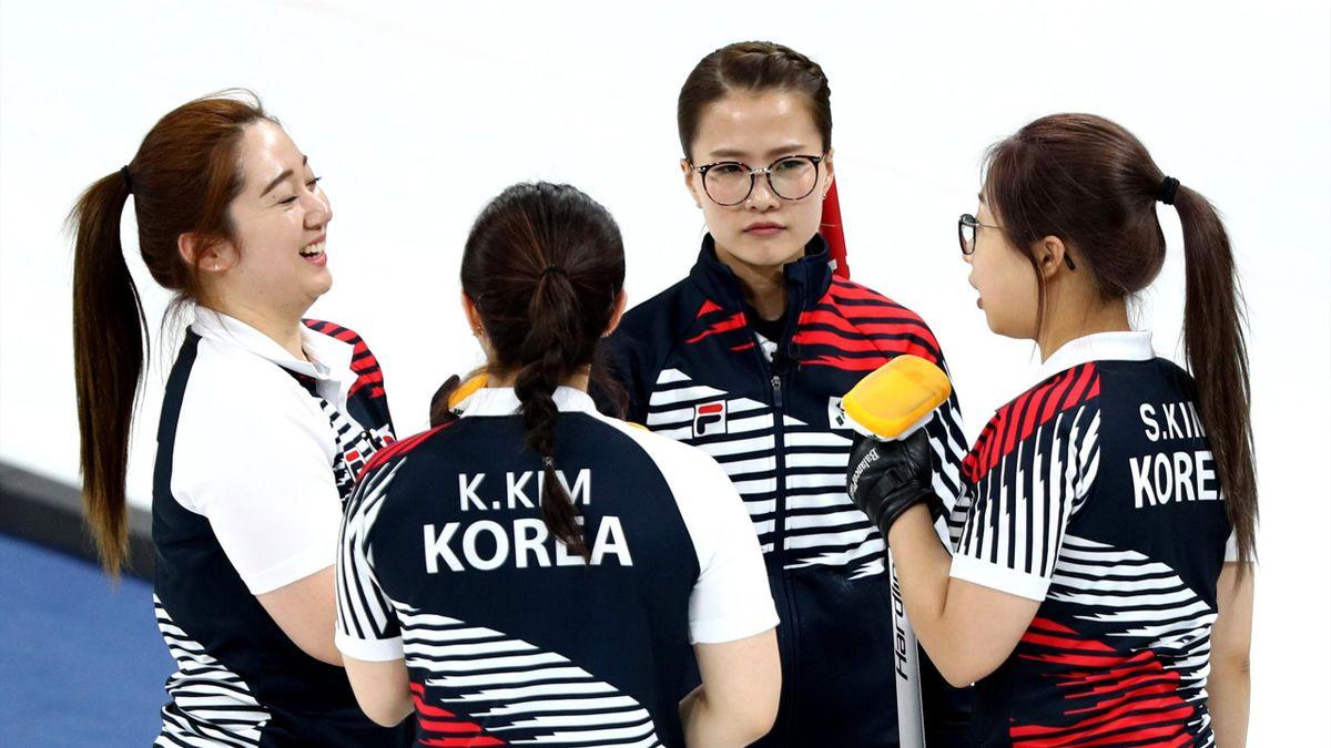 Olympia 2018 - Curling: Kim aus Südkorea