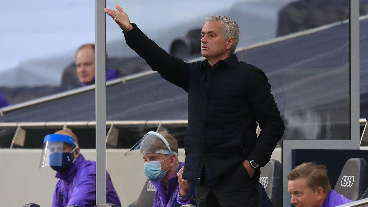 Tottenham e în formă cu Jose Mourinho pe bancă