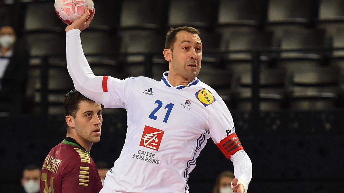 Michael Guigou | Handball | IHF Men's Tokyo Handball Qualification 2020 | ESP Player Feature