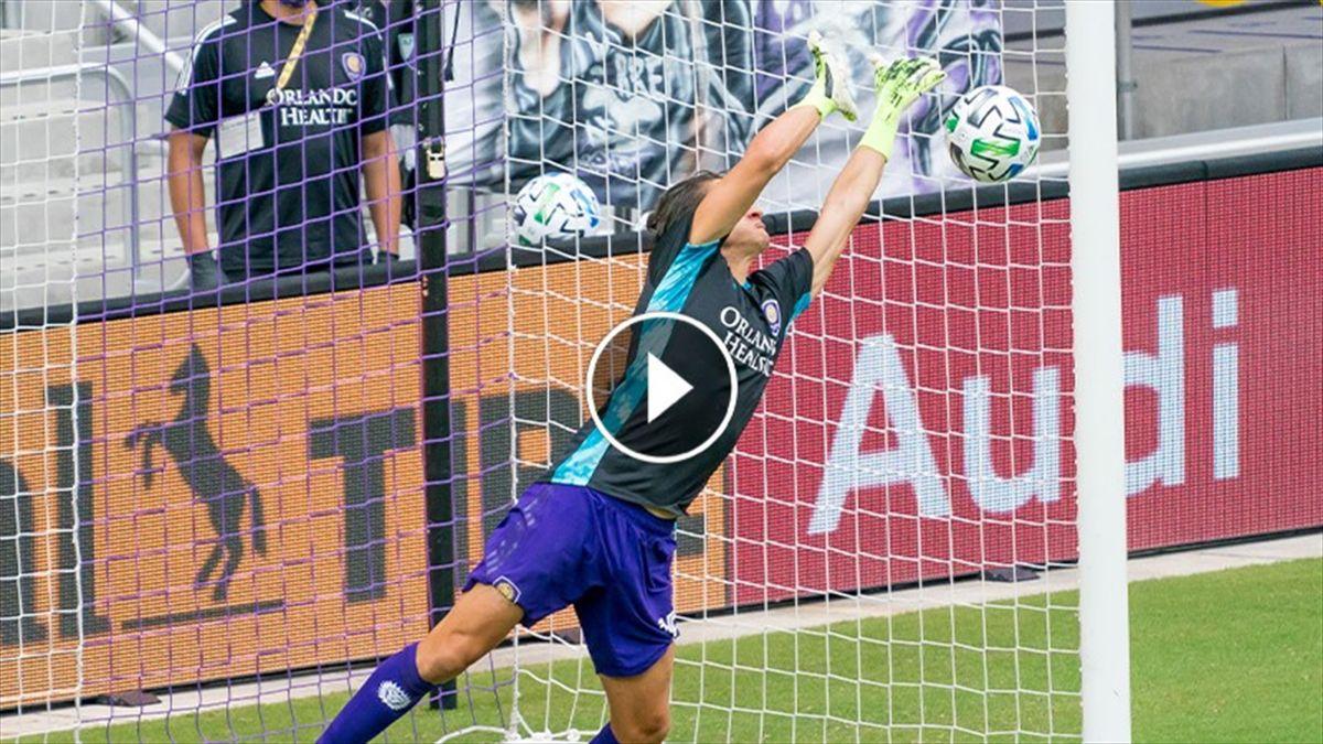 Rodrigo Schlegel, Orlando-FC New York i rigori più folli di sempre