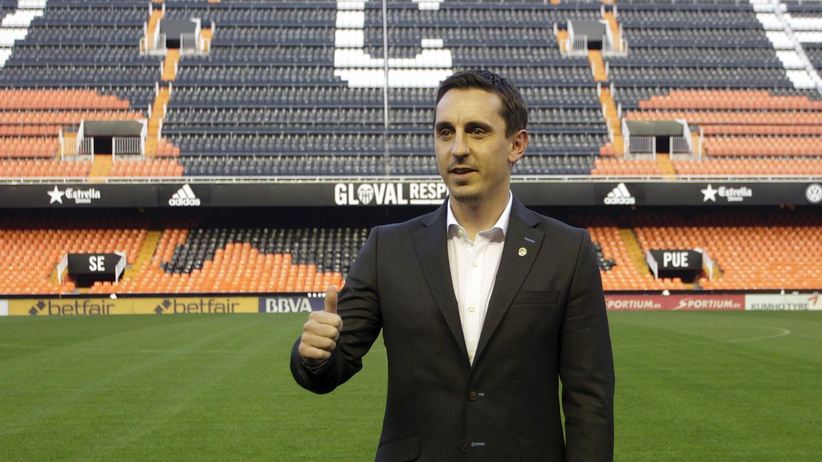 Gary Neville's Valencia nightmare: Could it be a career ...