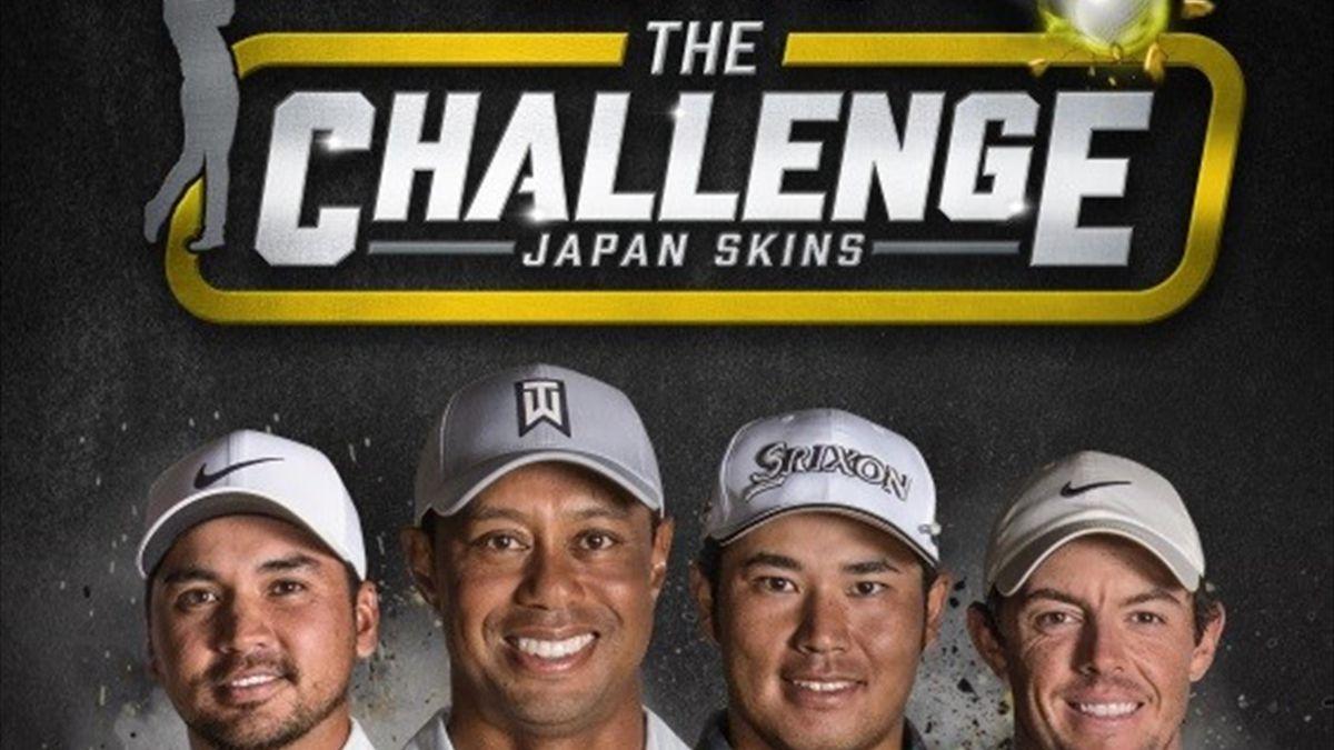 The Challenge Tiger Woods