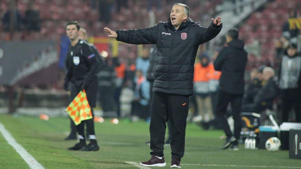 CFR Cluj Dan Petrescu