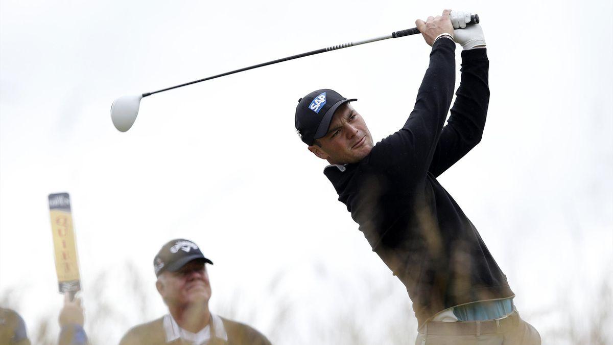 Martin Kaymer bei den British Open geschafft