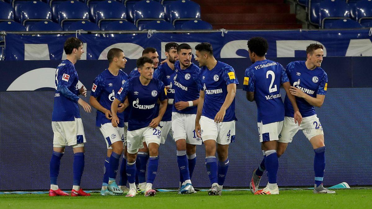 Alle Schalke Spieler