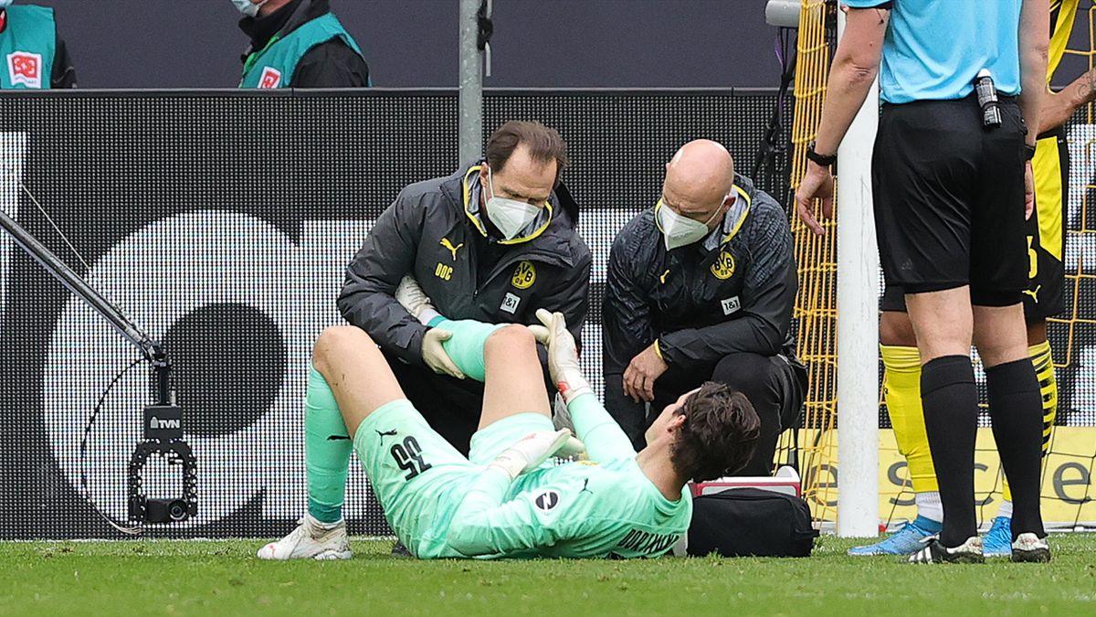 Marwin Hitz fällt nach Knieverletzung aus
