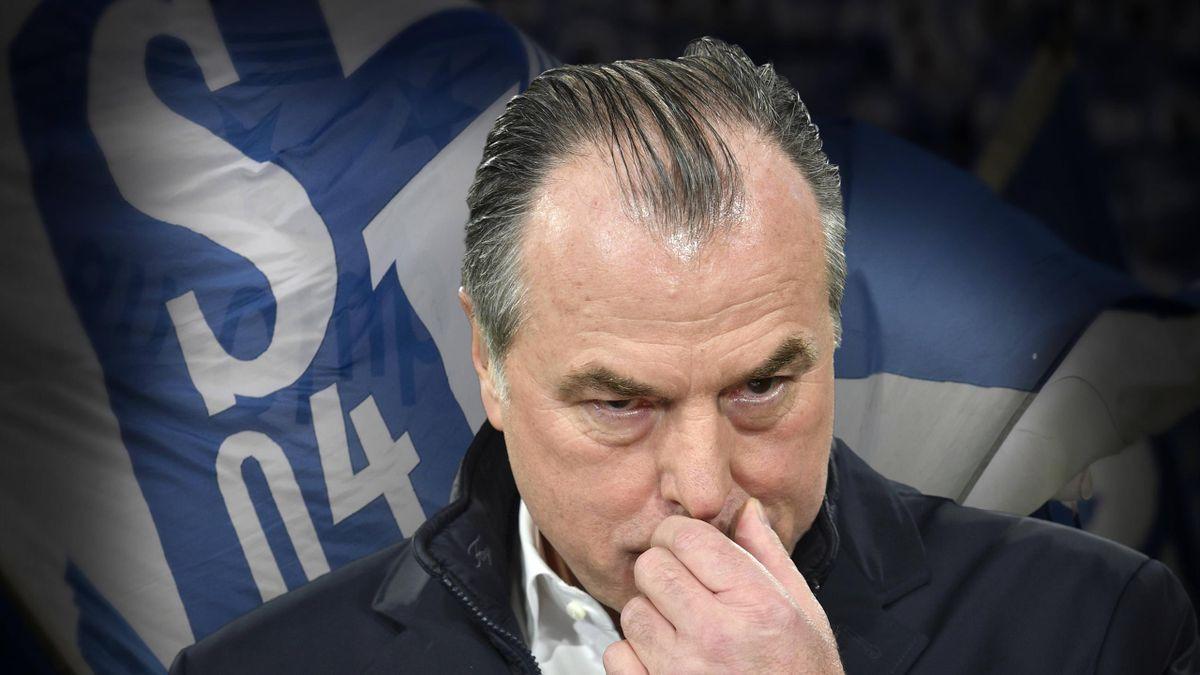 Clemens Tönnies trat beim FC Schalke 04 von allen seinen Ämtern zurück