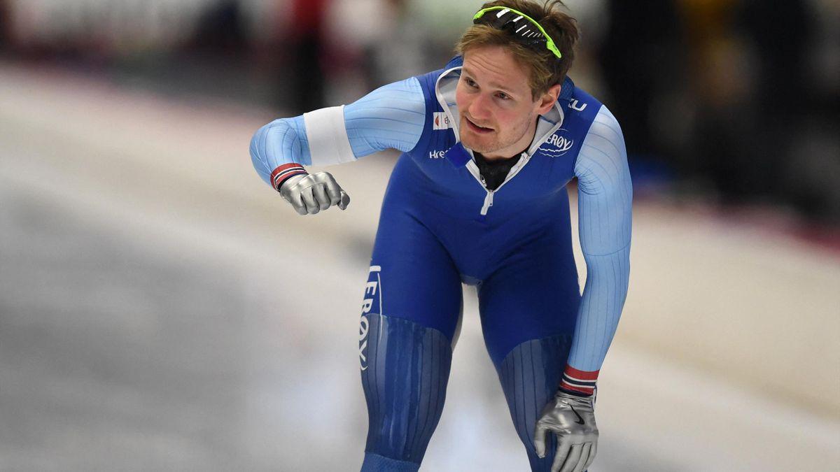 Sverre Lunde Pedersen wurde nach einem Unfall operiert