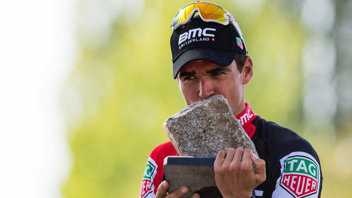 La consécration de Greg Van Avermaet sur Paris-Roubaix