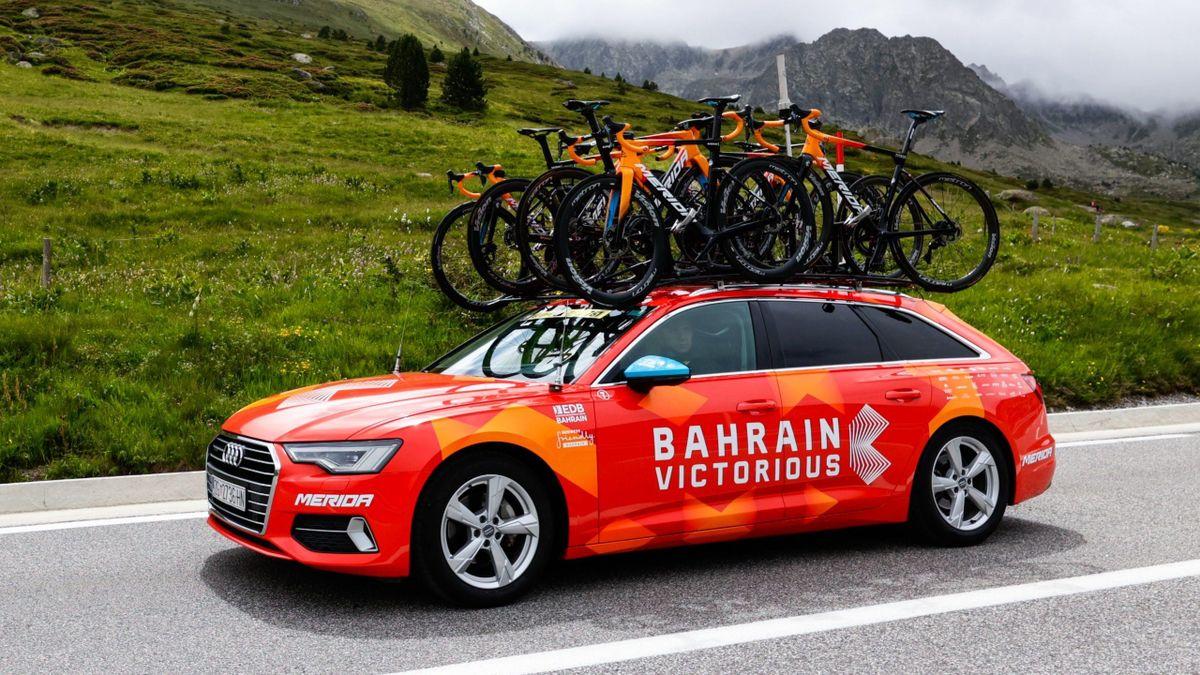 Bahrain-Victorious / Tour de France 2021