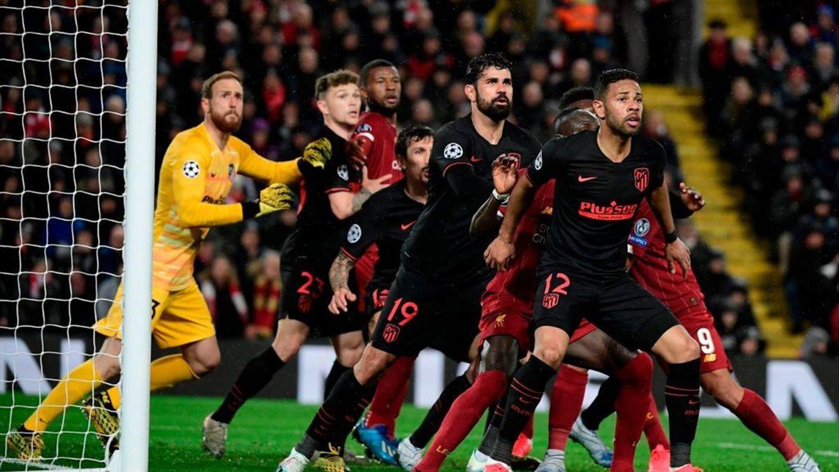 Atlético, Liverpool