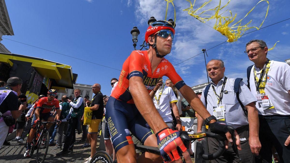 Vincenzo Nibali - Tour de France 2019 - Getty Images